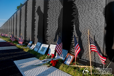 Vietnam Wall - Traveling Tribute