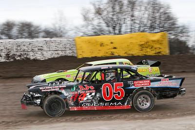 ALMS, Winston Speedway, Rothbury, MI, April 24, 2015