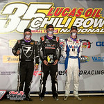 Chili Bowl Nationals - Thursday Qualifying Night - 1/14/21 - Tommy Hein