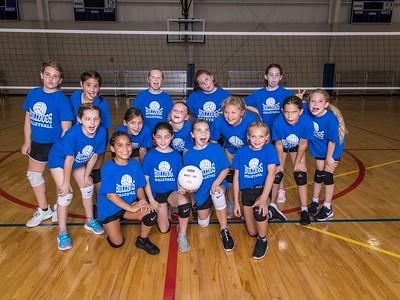 Volleyball 10-06-2021