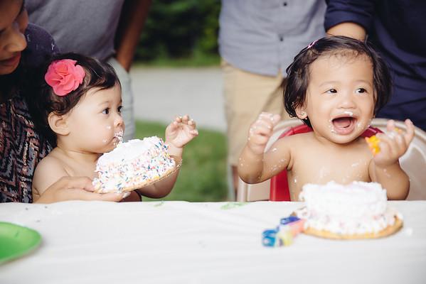 Hope & Jocelyn Birthday