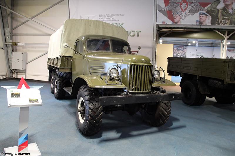 ЗИЛ-157КД (ZIL-157KD)