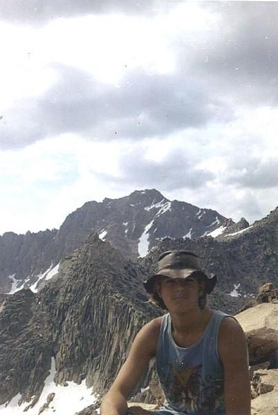 High Sierra Backpacking Trip