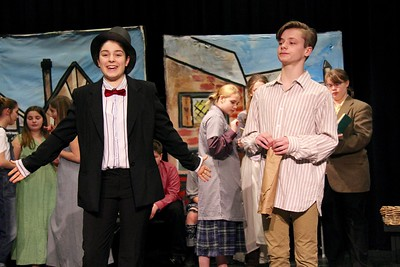 AMHS Presents...Oliver Twist...Encore III photos by Gary Baker