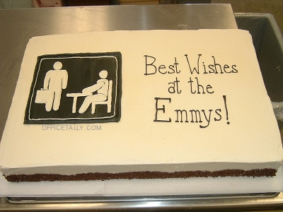the-office-emmys-cake