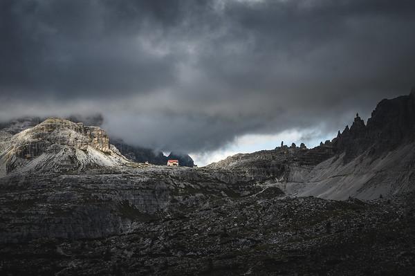 Dolomites: Tre Cime 2019