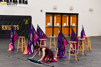 Windsor HS Winter Guard