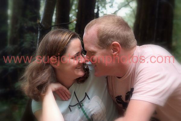 Emily & Joel engagement