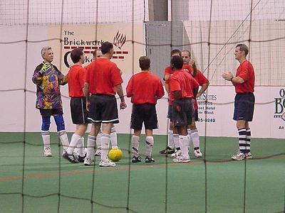 BTAC - Soccer - 2001