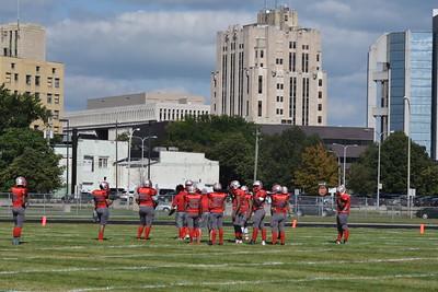 MD   Detroit Douglass at Mount Clemens football