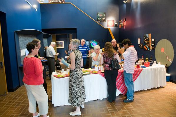 Brazosport Planetarium Trustee Meeting-9/16/10
