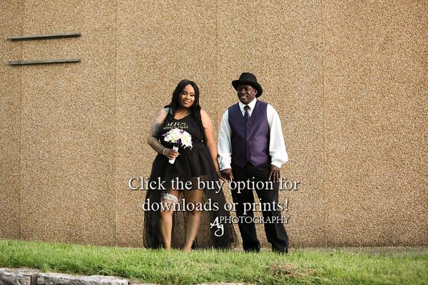 Eddie & Tanisha Thomas
