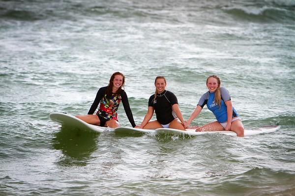 Surf Lesson 101