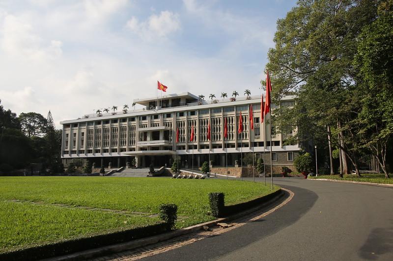 Independence Palace, Ho Chi Minh City (Saigon)