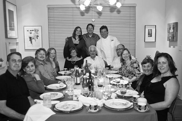 2010 Tyler Florence Dinner