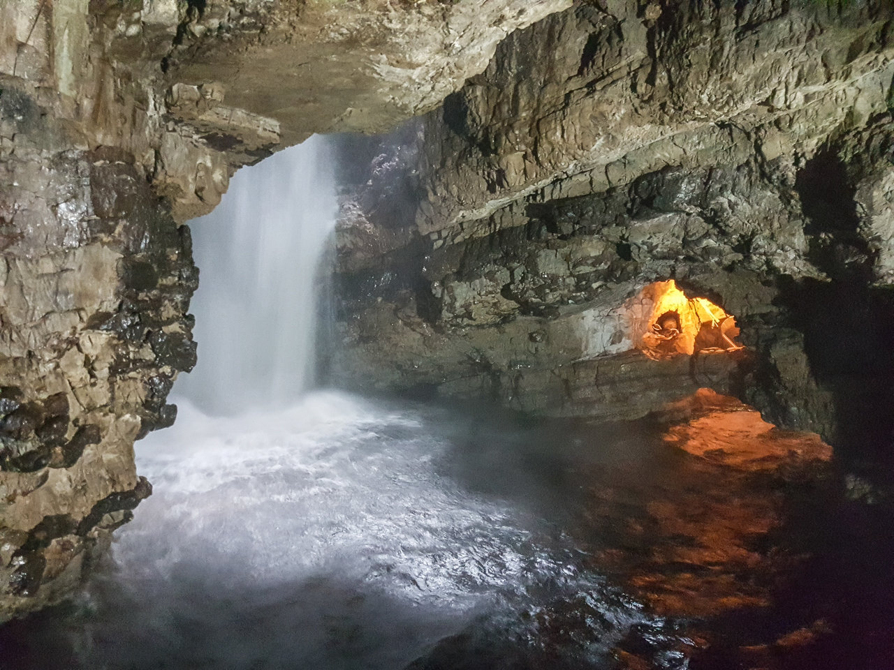 NC500 - Durness - Smoo Cave