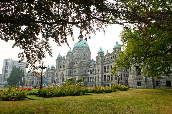 Victoria B.C.