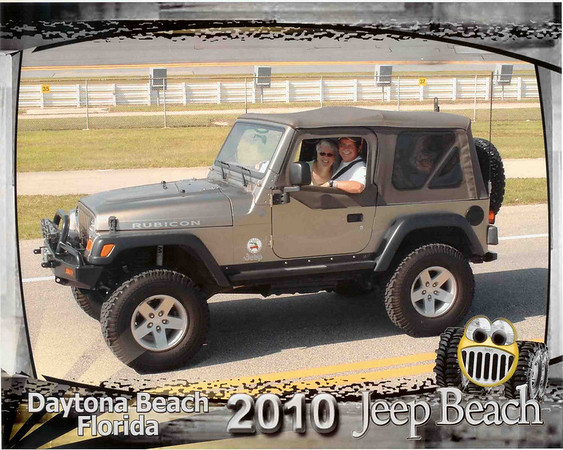 Jeep Beach 2010 - Daytona, Florida