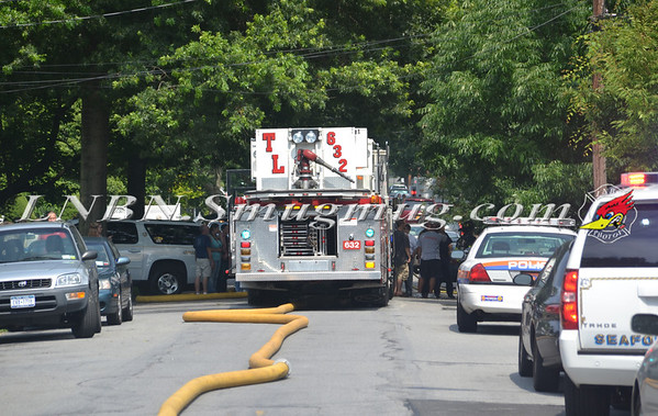 Massapequa F.D. 112 Clevaland Ave. 7-4-11