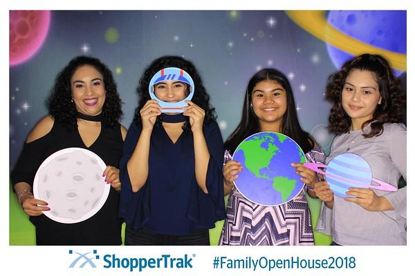 ShopperTrak #FamilyOpenHouse2018