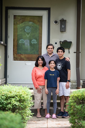 The Maira Family