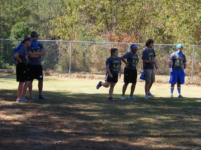 Kickball Tournament 2010