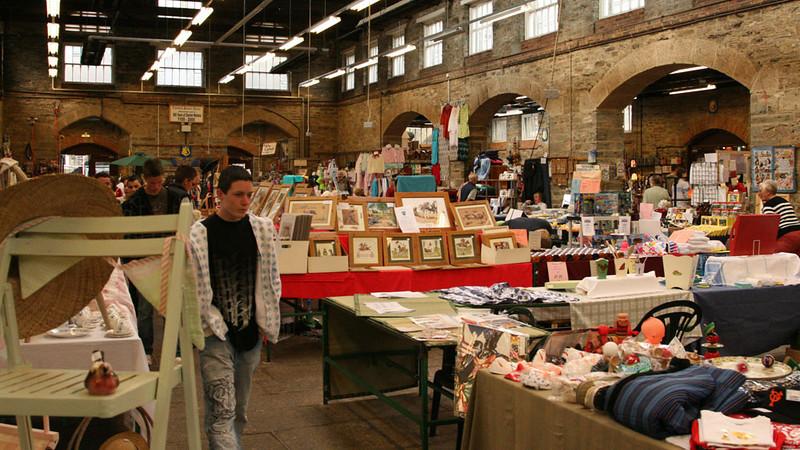 Tavistock market