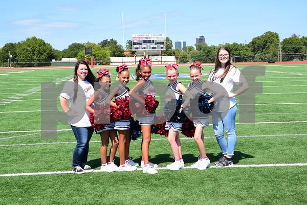 Tulsa Youth Defenders Football/Cheer 2016