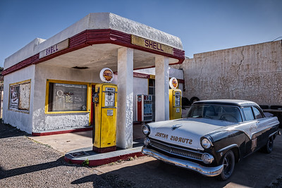 Shell Station 2