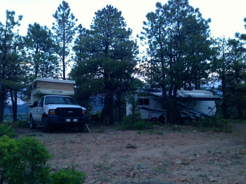 Phone/Digital campground