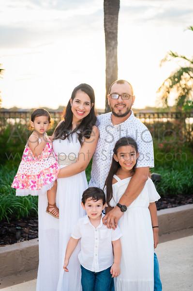 Melanie & Elmer family 2020