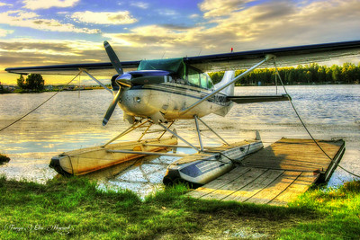 ALASKA Trains Planes & Automobiles
