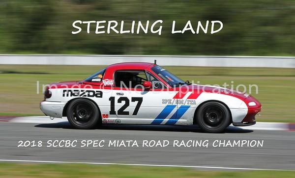 2018 SCCBC Race #6 (Sunday October 14, 2018)