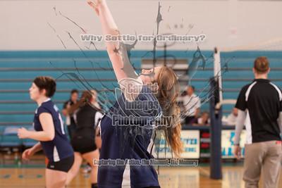 JV Volleyball 18Jan14