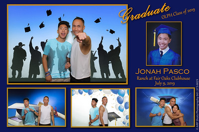 Jonah Pasco's Graduation Party