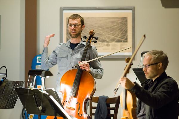 Classical Revolution Greensboro: Love Songs