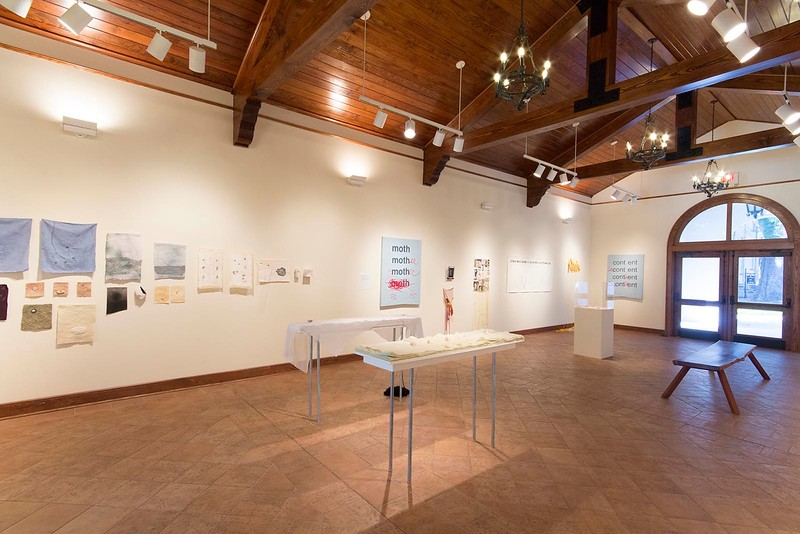 Department of Art and Design Faculty Exhibition 2015, Installation View