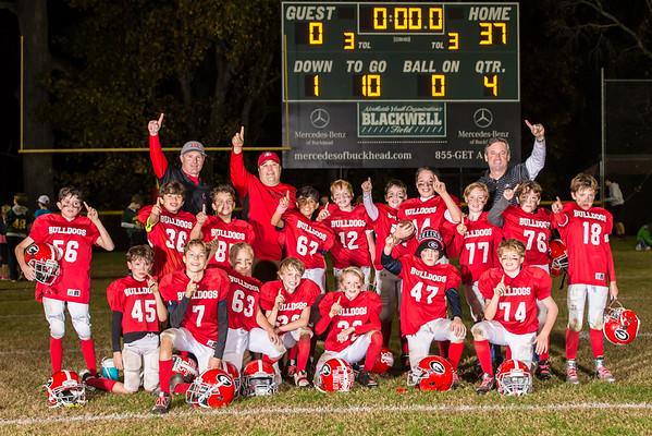 #48 Bulldogs vs Seminoles