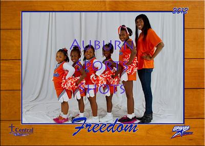 Freedom - Cheer