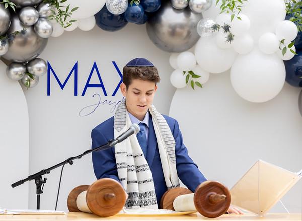 Max Dorband Bar Mitzvah