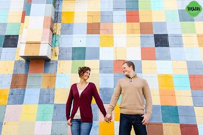 Alisha & Greg | Love at Home in Carrboro
