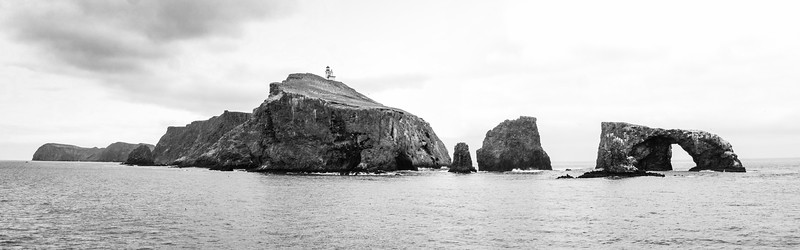 Anacapa West End Channel islands