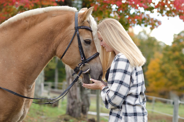 Cooperstown Equestrian Park Fall Mini Sessions