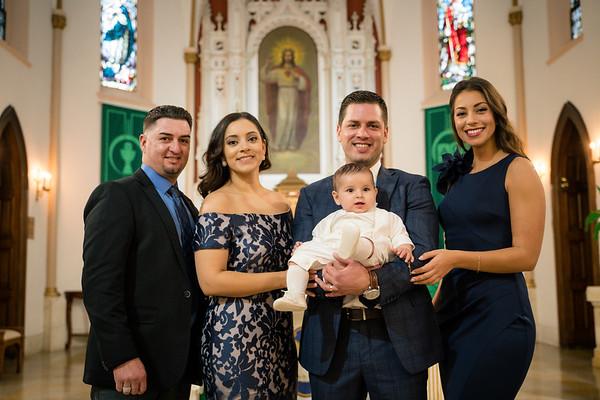 Vincents-christening