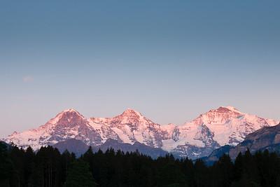 Berner Alpen IV