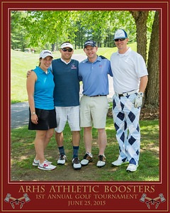 2015 ARHS Boosters Golf Tournament