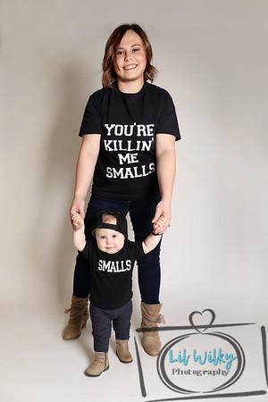 Killing Me Smalls {1}