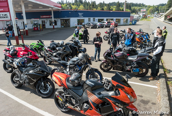 Hood Canal Ride - Sunday April 17 2016