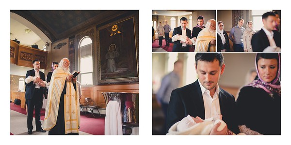 Christening Ceremony - Book