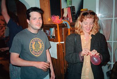 Tori Williams' Birthday Party, Los Angeles, 1994